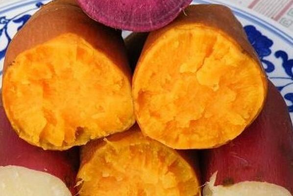 果蔬百科红薯的科学吃法