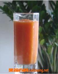 果蔬百科木瓜生姜汁